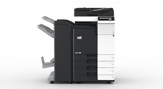 辦公室影印機- 彩色多功能事務機 ineo+ 368-康鈦科技