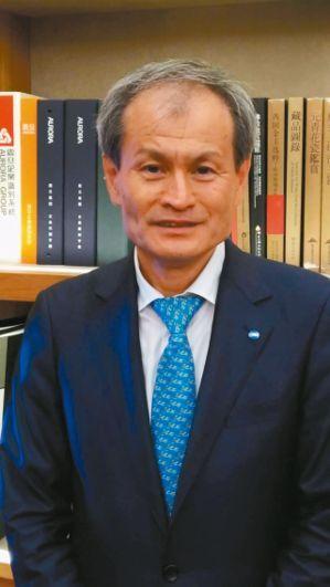 日本柯尼卡美能達(Konica Minolta)株式會社董事會議長松正年