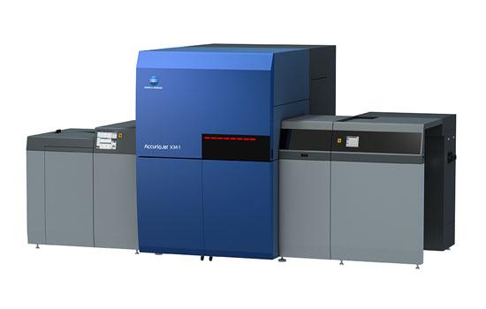 工業型數位印刷系統-KM-1 UV噴墨印刷AccurioJet KM-1大尺寸印刷機-康鈦科技
