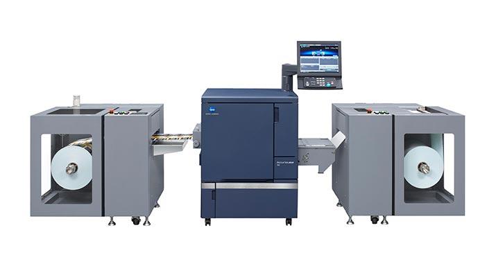 km news 02 TIGAX 展出AccurioLabel190數位標籤印刷機