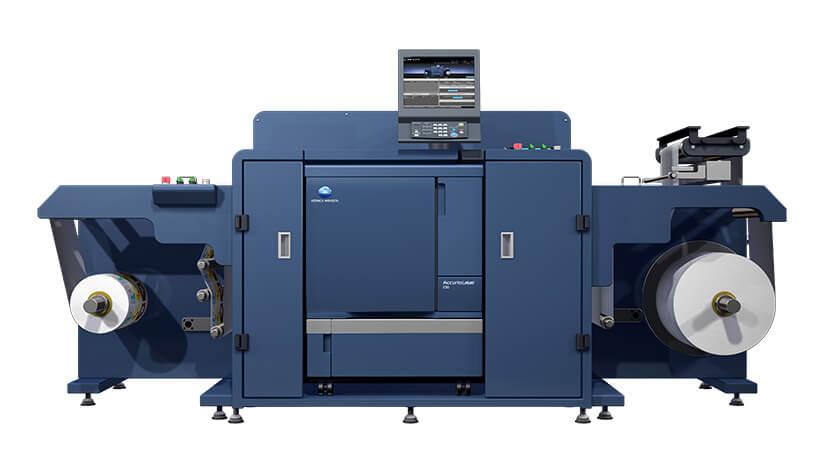 康鈦科技最新消息TIGAX 20 展出數位標籤機(簡規版)Label 230