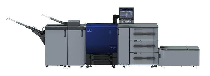 康鈦科技最新消息TIGAX 20 展出 廣色域彩機C83hc