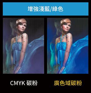 康鈦科技最新消息TIGAX 20 展出廣色域彩機圖片02