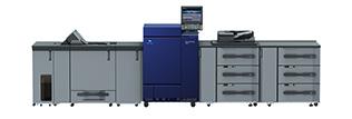 康鈦文件解決新方向搭配IQ-501及可變性資料印刷C6100/C6085