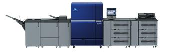 康鈦文件解決新方向自動印刷設備C14000